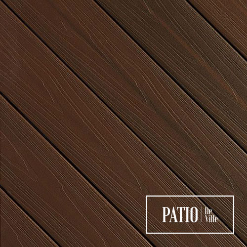 Fiberon Protech Advantage Ebene Brown